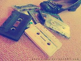 cassetes by paulie-nka