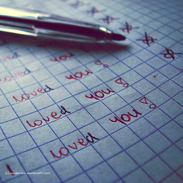 broken heart by paulie-nka