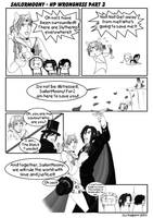 SailorMoony - HP Wrongness Pt3 by mirime