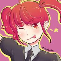 Red Beryl icon by minakatakunimi