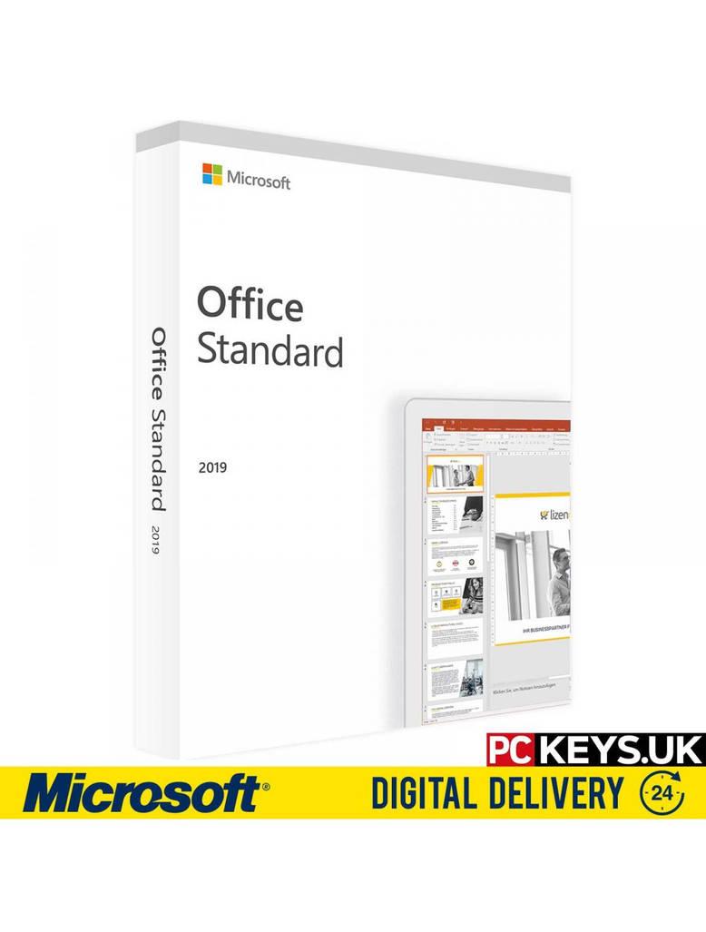 ms office standard vs professional
