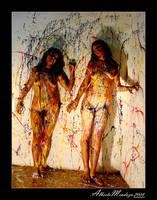 Action Paints by gacktors