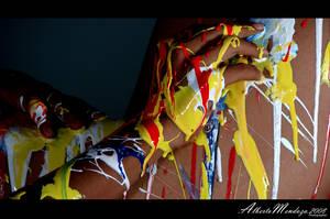 Body Paint  z2 by gacktors
