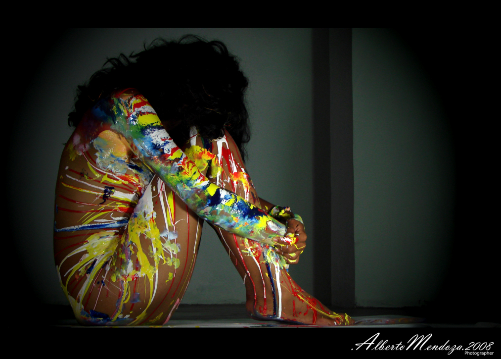 Collection of Body Painting Artworks