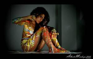 Body Paint  z7