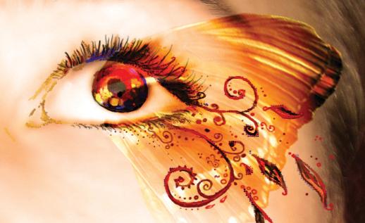Eye by zefi