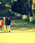Plimbare in parc. by bushutza8