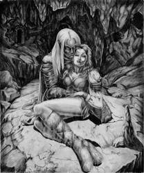 Drow by Vallee