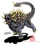 Godzilla Neo - ANGUIRUS