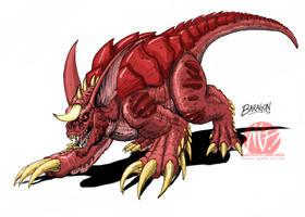 Godzilla Neo - BARAGON