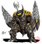 Godzilla Neo - MEGALON