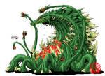 Godzilla Neo - BIOLLANTE