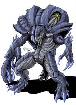 Godzilla Neo - ORGA