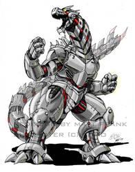 Godzilla Neo - KIRYU by KaijuSamurai