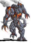 Godzilla Neo - OBSIDIUS