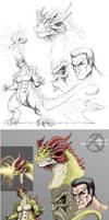 GFantis sketches