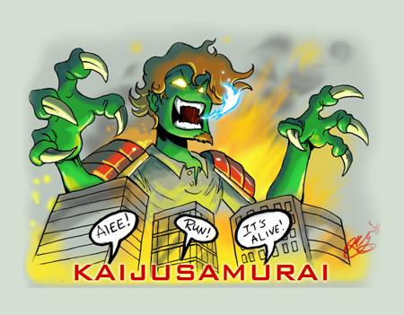 KaijuSamurai Dev ID by KaijuSamurai