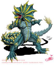 Godzilla Neo - JIRASS