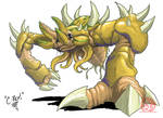 Godzilla Neo - C-REX