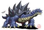 Godzilla Neo - KAMOEBAS