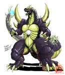 Godzilla Neo - SUPER GODZILLA