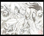 Darksiders sketches