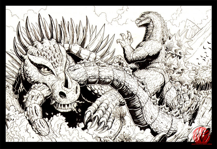 [Image: Goji_and_Angy_lineart_by_KaijuSamurai.jpg]