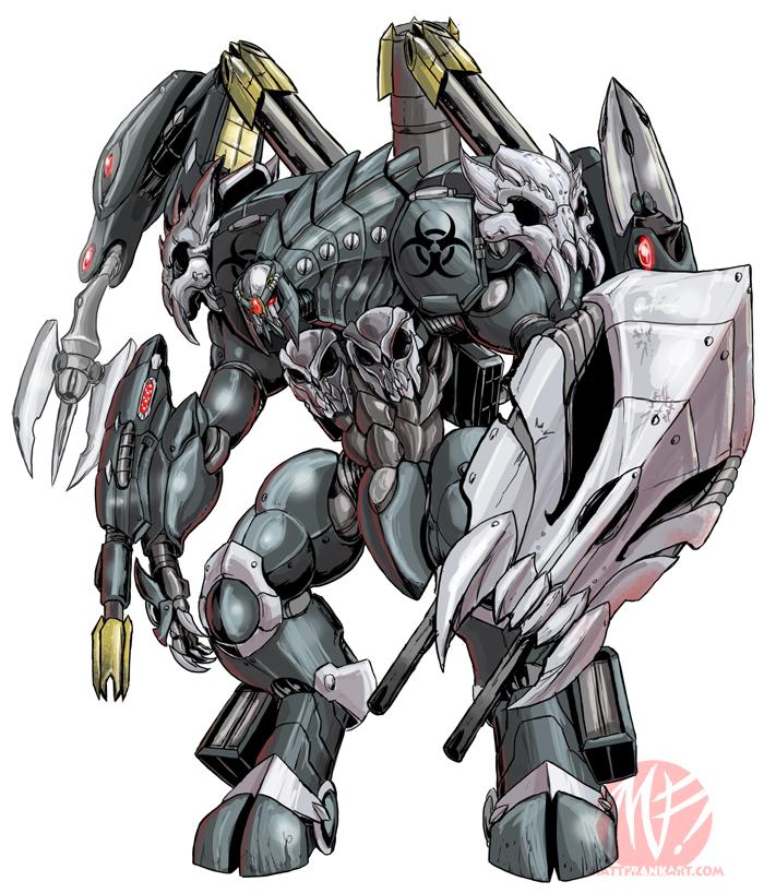 Vasteel Heart - Genocide by KaijuSamurai