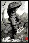 Gorosaurus pinup