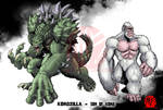 Kongzilla and Son of Kong