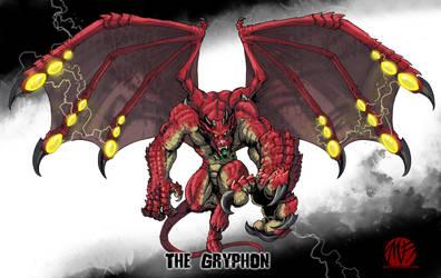 The Gryphon by KaijuSamurai
