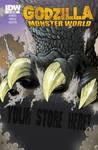 Godzilla Monster World cover 1
