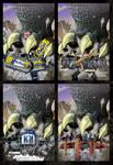 Godzilla comic covers prvw 1