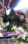 Godzilla Wondercon Exclusive