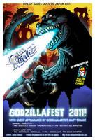 Godzilla Fest 2011 in Austin by KaijuSamurai