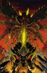 Godzilla KOM Issue 7 cover