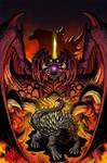 Godzilla: Legends issue 1