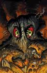 Godzilla KOM issue 10 cover