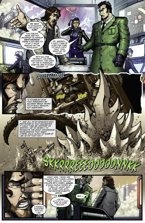 Page 2 - Kaiju Alpha by KaijuSamurai