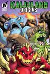 Kaijuland - Origins issue 1 cover