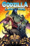 Godzilla Legends Trade Cover