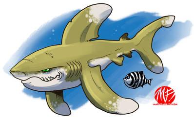 Shark Week 2012 - Oceanic Whitetip