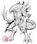 Kaiju Combat Preview - Nemesis