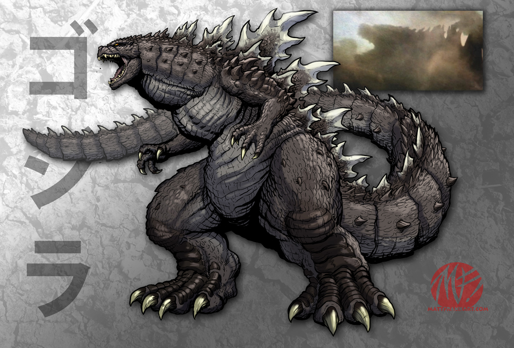 Legendary Godzilla Speculation by KaijuSamurai