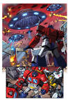 Mars Attacks the Transformers - preview page 4