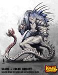Kaiju Combat - Scaos