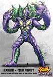Kaiju Combat - Ikameijin