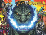 Godzilla Rulers of Earth cover 1