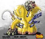 Kaiju Combat - Maladra