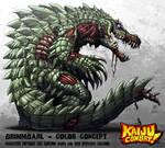 Kaiju Combat - Grimmgarl